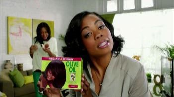 ORS Olive Oil Relaxer TV Spot, 'Shine' - 195 commercial airings