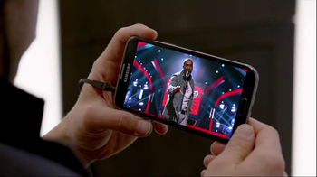 Samsung Galaxy Note II TV Spot, 'The Voice' Featuring Blake Shelton - Thumbnail 7