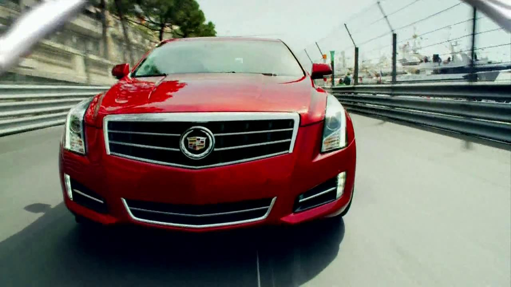 Cadillac Ats Tv Commercial Monoco Song By Yeah Yeah Yeah S Ispot Tv