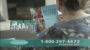 Miracle Ear TV Spot, 'Hear this Holiday Season' Featuring Patrick Duffy - Thumbnail 3