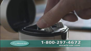 Miracle Ear TV Spot, 'Hear this Holiday Season' Featuring Patrick Duffy - Thumbnail 7