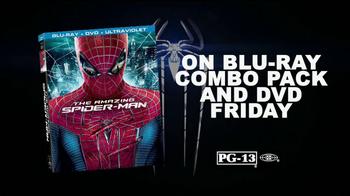The Amazing Spider-Man Home Entertainment TV Spot, 'Adult Swim Promo' - Thumbnail 6
