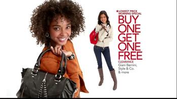 Macy's 1-Day Sale TV Spot  - Thumbnail 5