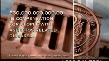 Pulaski & Middleman Attorneys TV Spot, 'Lung Cancer, Asbestos'