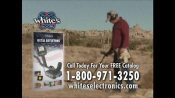White's Electronics Metal Detectors TV Spot, 'Nugget Hunting' - Thumbnail 6