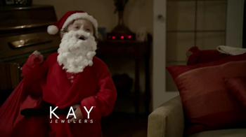 Kay Jewelers TV Charmed Memories Collection TV Spot, 'Santa: The Perfect Gift' - Thumbnail 1