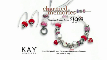 Kay Jewelers TV Charmed Memories Collection TV Spot, 'Santa: The Perfect Gift' - Thumbnail 6