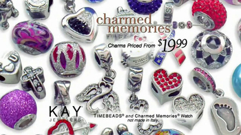 Kay Jewelers TV Charmed Memories Collection TV Spot, 'Santa: The Perfect Gift' - Thumbnail 7