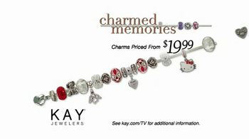 Kay Jewelers TV Charmed Memories Collection TV Spot, 'Santa: The Perfect Gift' - Thumbnail 9