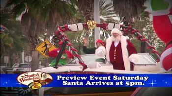 Bass Pro Shops Santa's Wonderland TV Spot  - Thumbnail 7
