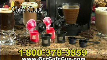 Cafe Cup TV Spot