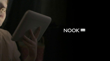 Barnes & Noble Nook HD TV Spot, 'Sharing' - Thumbnail 1