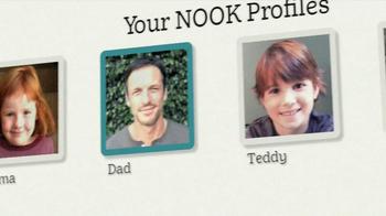 Barnes & Noble Nook HD TV Spot, 'Sharing' - Thumbnail 6