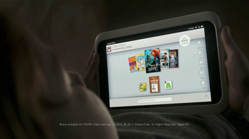Barnes & Noble Nook HD TV Spot, 'Sharing' - Thumbnail 7