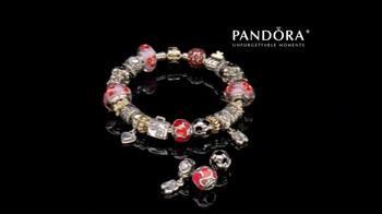 Jared TV Spot 'Airport: Pandora Charm Bracelets' - Thumbnail 8