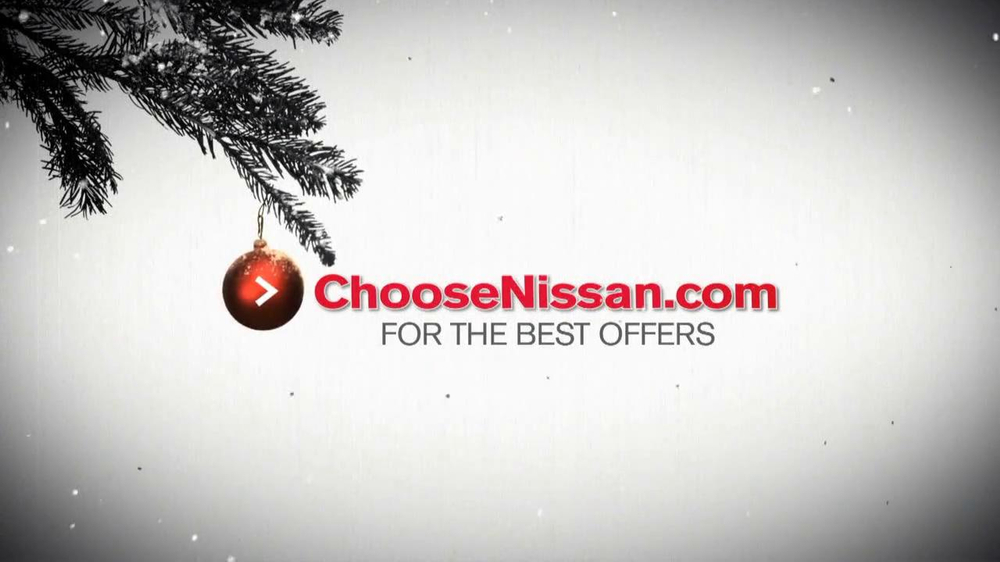 Nissan Season To Save Tv Commercial Ispot Tv