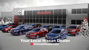Nissan Season to Save TV Spot  - Thumbnail 8