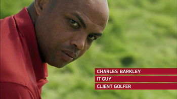 CDW TV Spot, \'Golfing\' Featuring Charles Barkley