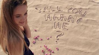 Beach Proposal: Vera Wang Love thumbnail