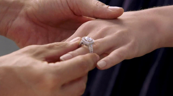 Zales TV Spot, 'Beach Proposal: Vera Wang Love' Song by Shayna Zaid and The Catch - Thumbnail 8