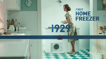 Frigidaire Gallery Orbit Clean Dishwasher TV Spot, 'Legendary Innovation'