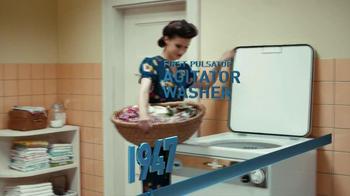 Frigidaire Gallery Orbit Clean Dishwasher TV Spot, 'Legendary Innovation' - Thumbnail 4