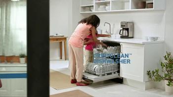 Frigidaire Gallery Orbit Clean Dishwasher TV Spot, 'Legendary Innovation' - Thumbnail 5