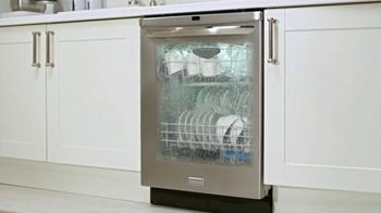 Frigidaire Gallery Orbit Clean Dishwasher TV Spot, 'Legendary Innovation' - Thumbnail 7