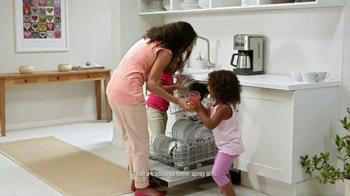 Frigidaire Gallery Orbit Clean Dishwasher TV Spot, 'Legendary Innovation' - Thumbnail 8