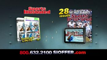Madden NFL 13 and Sports Illustrated TV Spot - Thumbnail 10