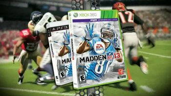 Madden NFL 13 and Sports Illustrated TV Spot