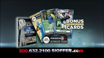 Madden NFL 13 and Sports Illustrated TV Spot - Thumbnail 7