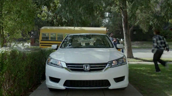 2013 Honda Accord LX TV Spot, 'Good Value for Your Money'