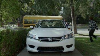 2013 Honda Accord LX TV Spot, 'Good Value for Your Money'