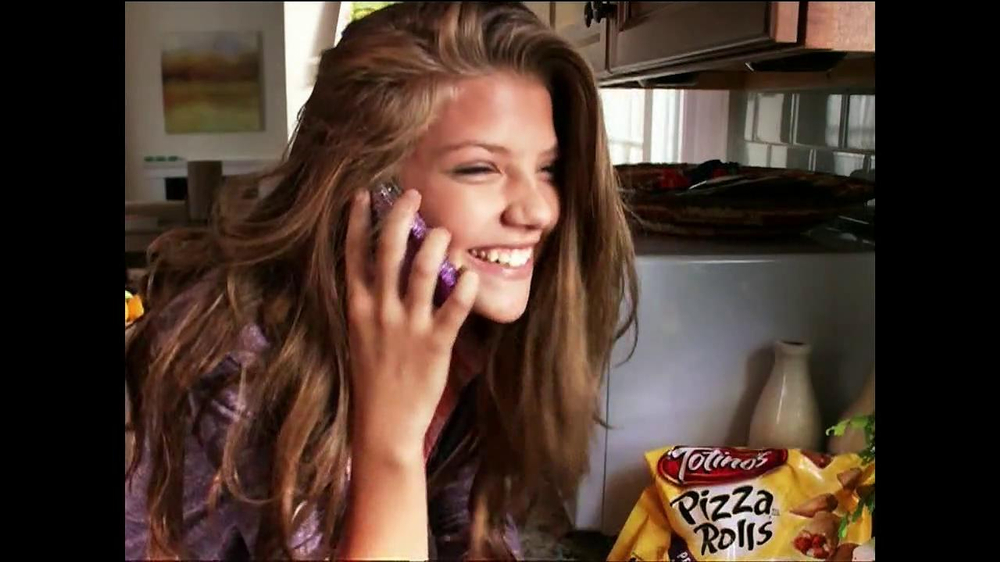 Totino's Pizza Rolls TV Commercial, 'Hang Up First'