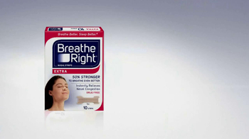 Breathe Right TV Spot, 'Nightly Stuffy Nose Thing' - Thumbnail 8