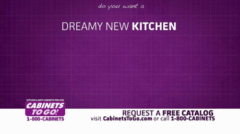 Cabinets To Go TV Spot, 'Holiday Entertaining' - Thumbnail 1