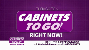 Cabinets To Go TV Spot, 'Holiday Entertaining' - Thumbnail 3