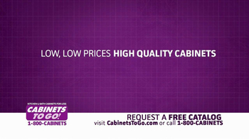 Cabinets To Go TV Spot, 'Holiday Entertaining' - Thumbnail 4