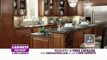 Cabinets To Go TV Spot, 'Holiday Entertaining' - Thumbnail 6
