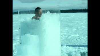 Columbia Sportswear Omni-Heat TV Spot, 'Arctic Cricle' Featuring Wim Hof