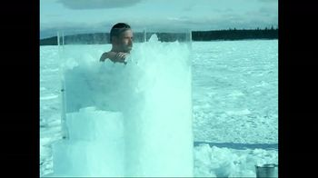 Columbia Sportswear Omni-Heat TV Spot, 'Arctic Cricle' Featuring Wim Hof