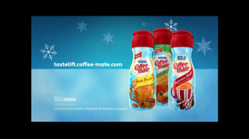 Coffee-Mate TV Spot, 'Holiday Spirit' - Thumbnail 10