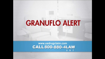 Goza Honnold Trial Lawyers TV Spot, 'Granuflo' - Thumbnail 1