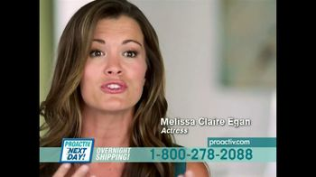 Proactiv TV Spot Featuring Melissa Claire Egan - 49 commercial airings