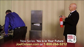 Joel Osteen TV Spot, 'Yes is in Your Future' - Thumbnail 6
