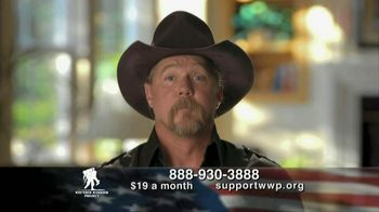 Support the Wounded Warrier Project TV Spot, \'Hurt\' Featuring Trace Adkins