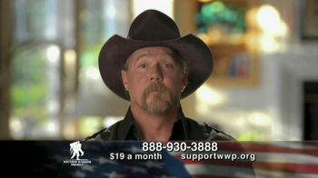 Support the Wounded Warrier Project TV Spot, 'Hurt' Featuring Trace Adkins