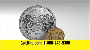 Goldline International TV Spot 'Gold Coins' - Thumbnail 5