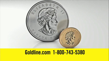 Goldline International TV Spot 'Gold Coins' - Thumbnail 7
